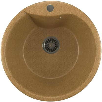 Мойка для кухни Mixline ML-GM12 песочный